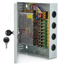 Power supply access control