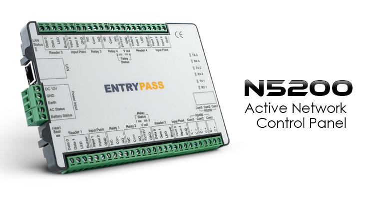 Acces Card Entry Pass