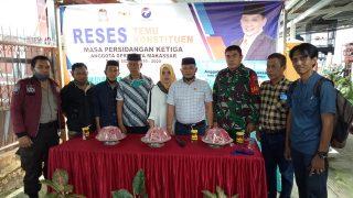 Reses Syamsuddin raga